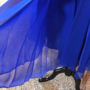 Angela & Alison Dresses - ANGELA &ALISON  STRAPLESS BEADED PROM DRESS